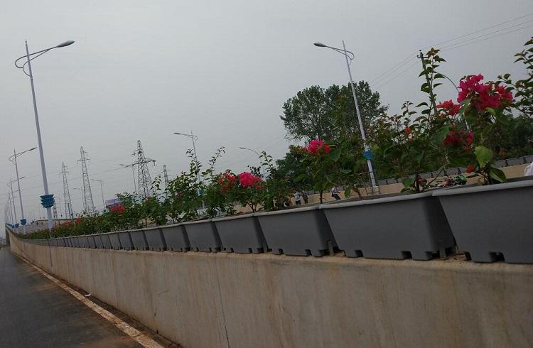 高架桥顶式花盆(8430)